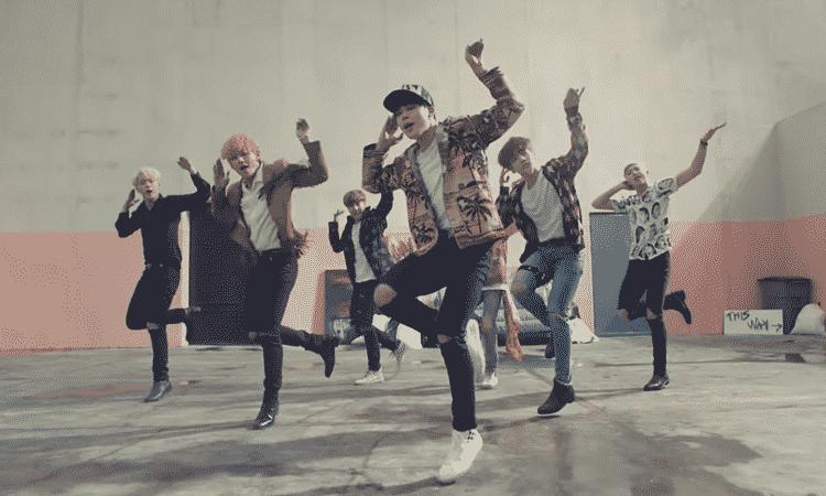 'FIRE' de BTS logra superar los 700 millones de reproducciones