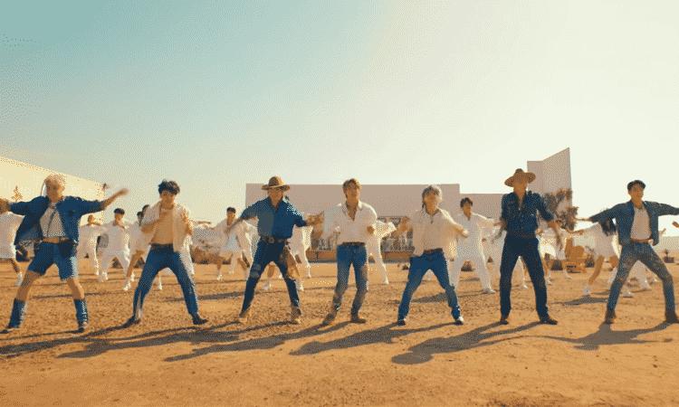 'Permission To Dance' de BTS supera los 100 millones de reproducciones