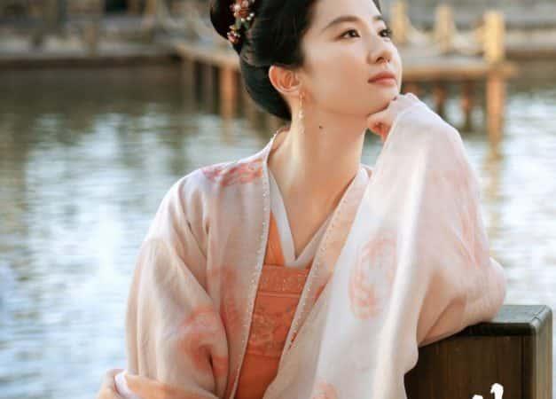 'A Dream of Splendor' marca el regreso de Crystal Liu de 'Mulan' a los dramas históricos chinos