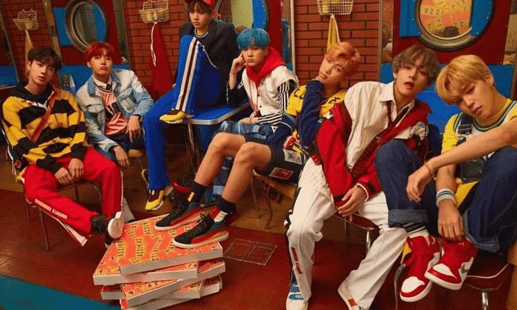 'DNA' de BTS llega a los 1.300 millones de reproducciones en YouTube