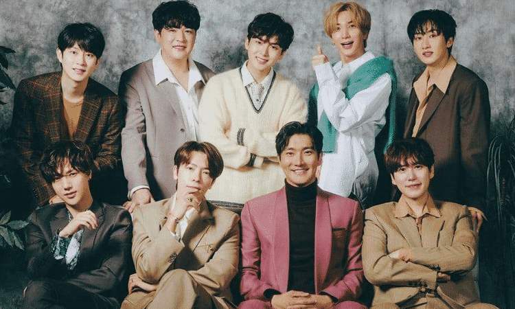 Los 7 grupos de Kpop más premiados
