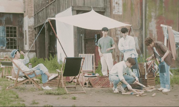 2PM lanza el MV de 'The Cafe'