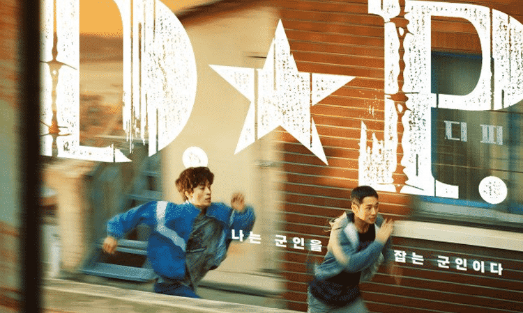 Este agosto se estrena el drama de Netflix 'D.P (Deserter Pursuit)'
