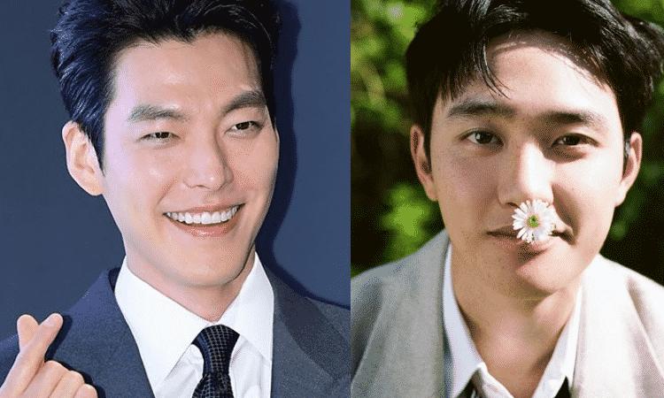 El dulce mensaje que Kim Woo Bin le envió a D.O de EXO